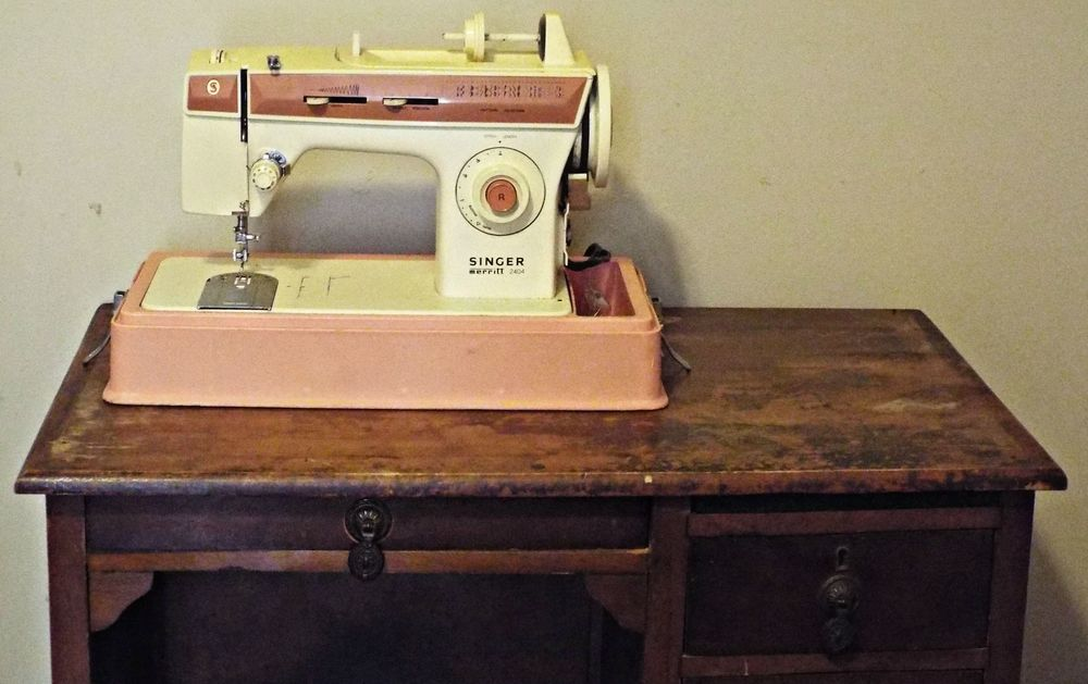 "Grandma Rose's ""Sewing Table"""