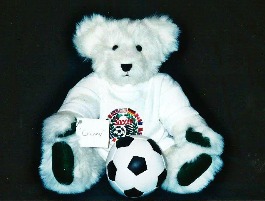 Soccer Bear