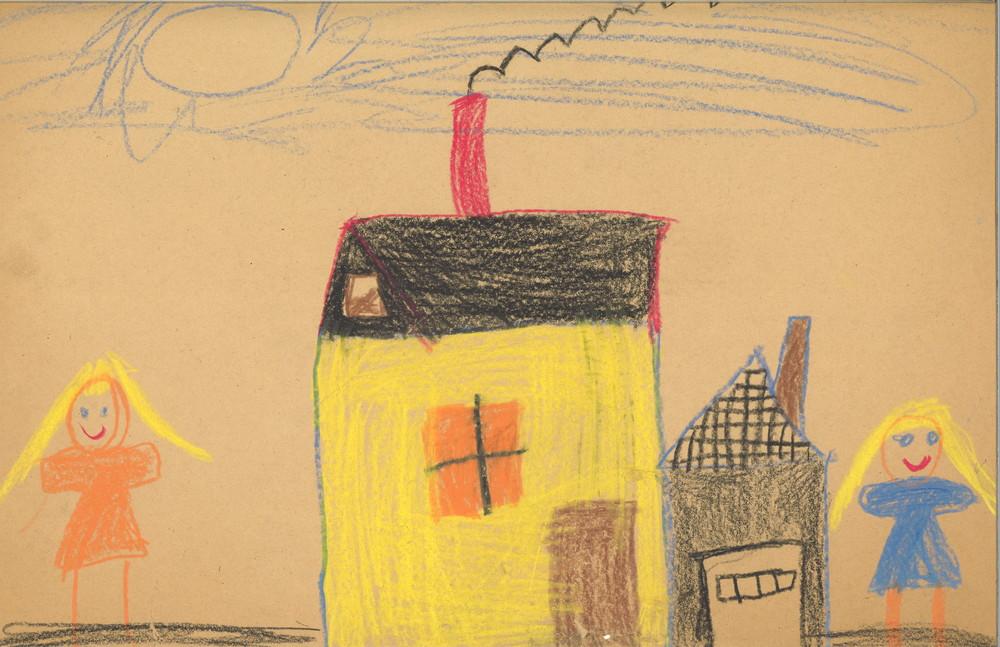 Yellow House & Yellow Girls.jpg