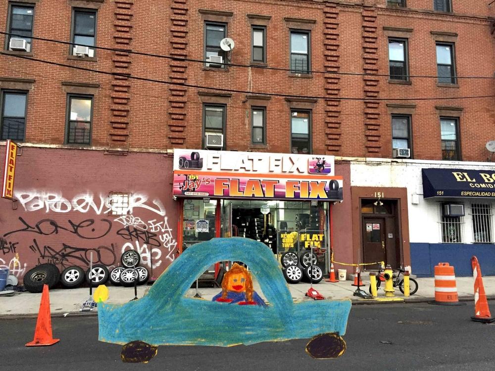 Flat in the Bronx