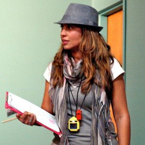 Rouba Palmer - MEDIA THEATER DIRECTOR