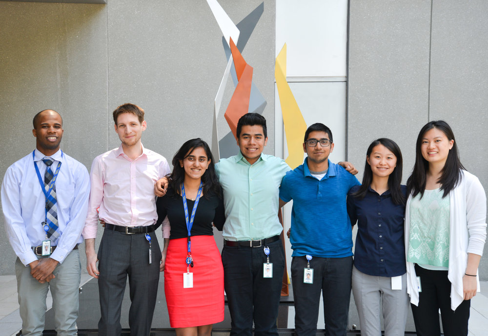 2016 Analytic Technologies Interns