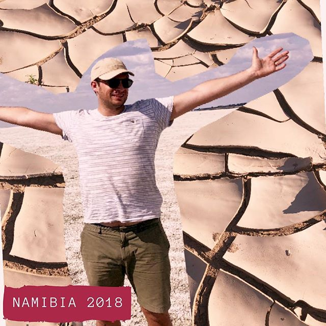 This is Namibia 🇳🇦  #namibia #camping #safari #adventure #adventuretravel #adventures #africa #travel #travelblogger #travelphotography #travels #travelblog #instatravel #desert #etosha #saltpan