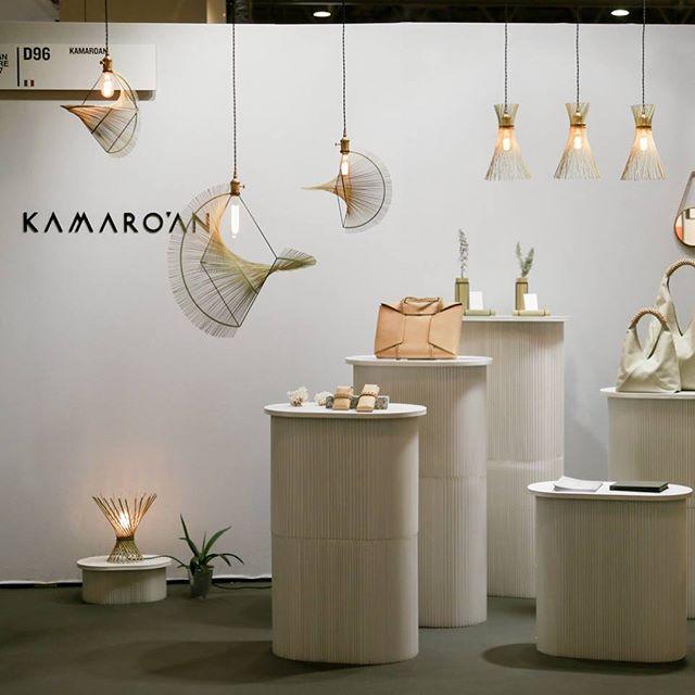 Meet us at M&O Paris 2017! Hall 7 Stand: D96 #mo17 #momplatform #kamaroan #taiwan #design