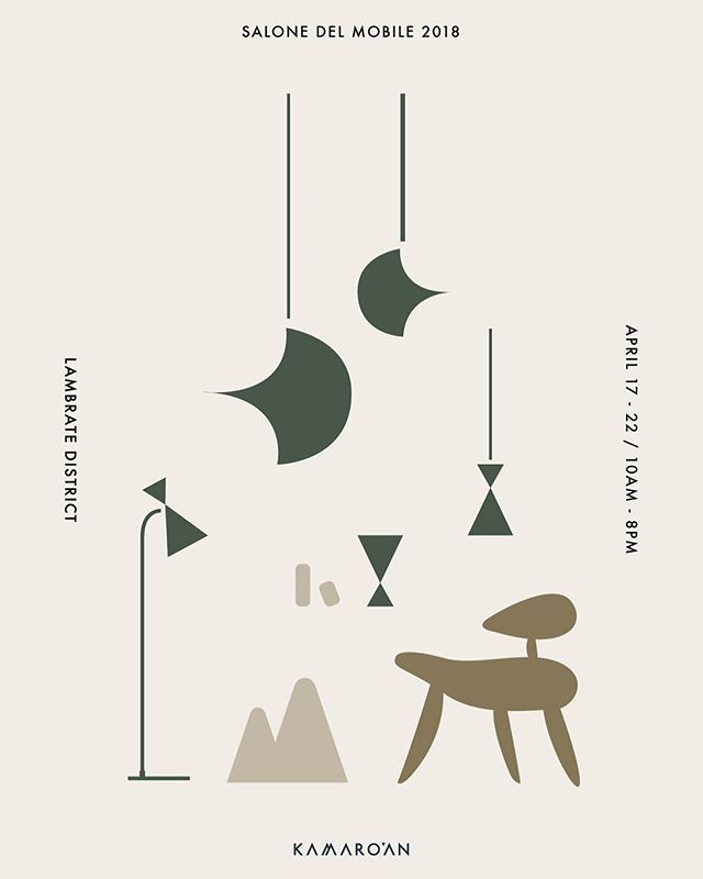 Salone del Mobile 2018 Kamaro'an . Introducing new Cidal Lights and beautiful driftwood furnitures. . Craftsman Nacu will be present to demonstrate the weaving of Riyar Lights. . Lambrate District Din Design In April 17 - 22 Daily 10am - 8pm . Via Massimiano, 6  Via Sbodio, 9  20134 Milano . . . See you in Milan!! @promotedesign | @fuorisalone . . #milano #salonedelmobile #din2018 #milan #milandesignweek #kamaroan #sapudkacaw #crop #hualien #taiwan #taitung #design #lambrate #lambratedistrict