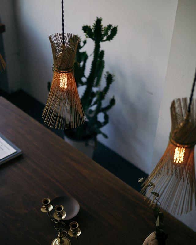 Good afternoon. . Cidal available on kamaroan.com . Beautiful space by @soaveplan  #hualien #kamaroan #lighting #natural #weaving #pangcah #design #artisan