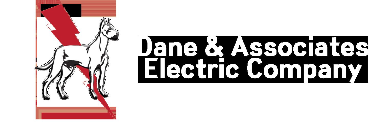 Dane & Associates Electric Company Logo