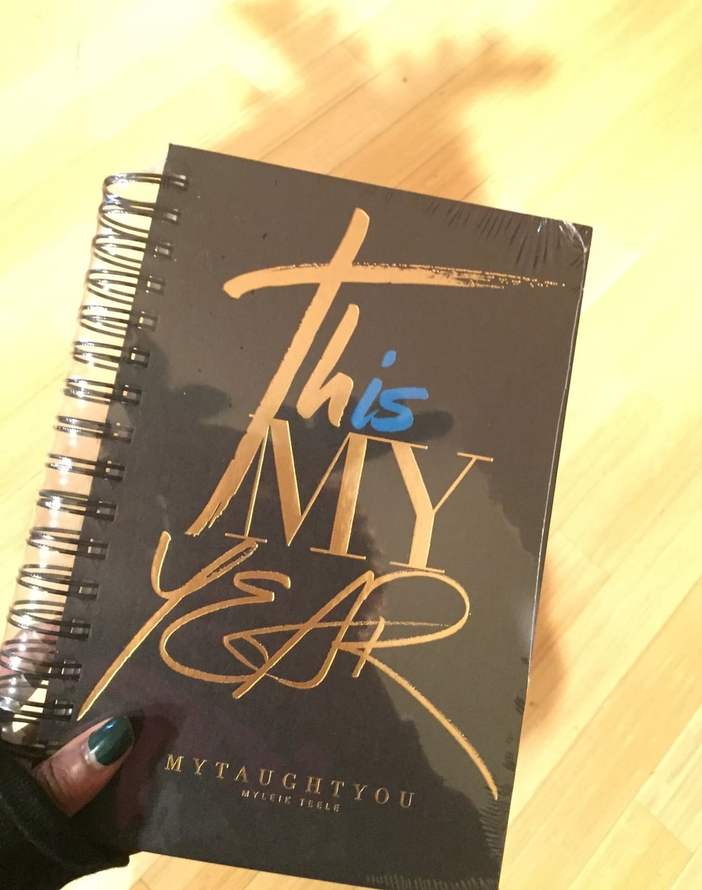 My go to journal .. You can purchase other items to keep you on track at mytaughtyou.com
