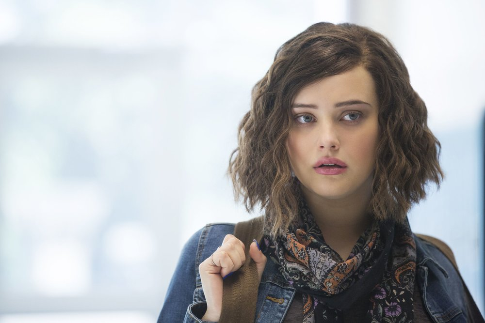 Katherine Langford as Hannah in  13 Reasons Why  © 2017 Netflix