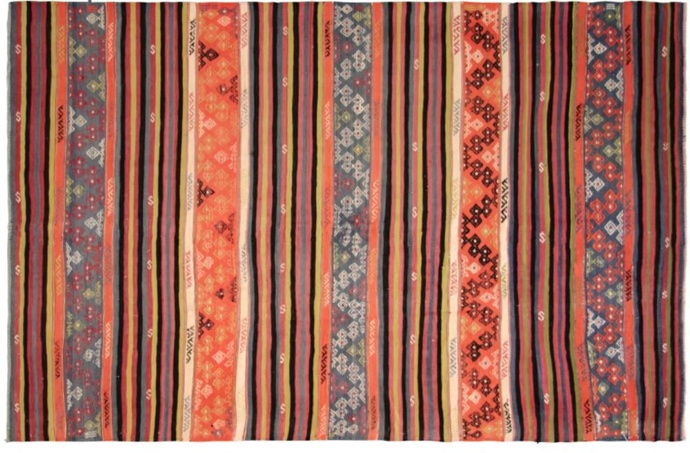 Nalbandian Vintage Kilim Rug