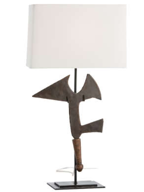 Arteriors Swazi Lamp
