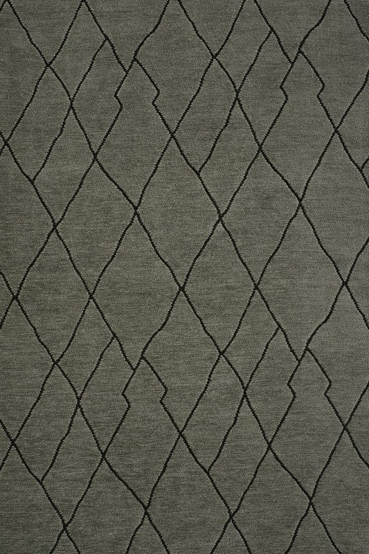 Berba Platinum Fabric by Mokum