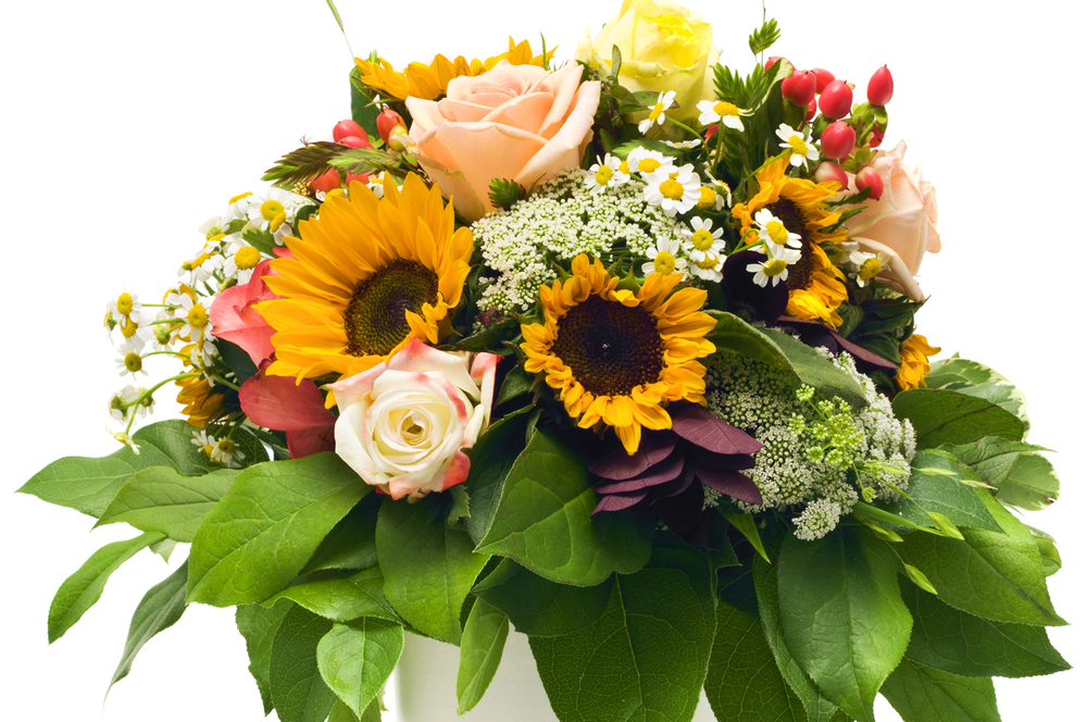 Sunflower Floral Arrangements Middlefield Ohio-Flowers by Emily.jpg