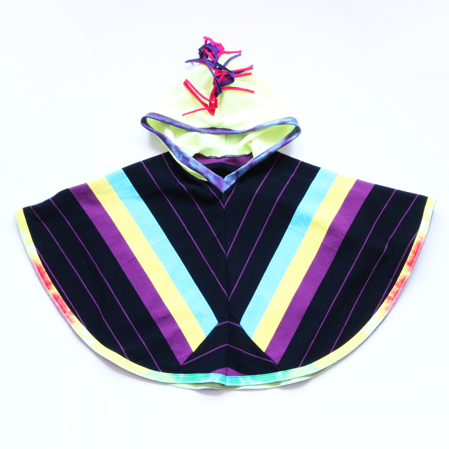 front 6:7:8 neon:love:purple:poncho.jpg