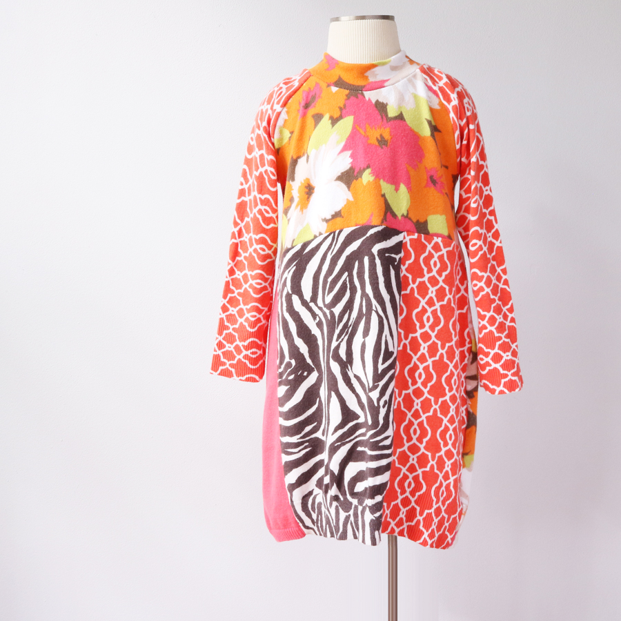 form 4T orange:pink:floral:zebra:sweater:ls.jpg