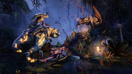 Shadows of the Hist, The Elder Scrolls Online MMORPG