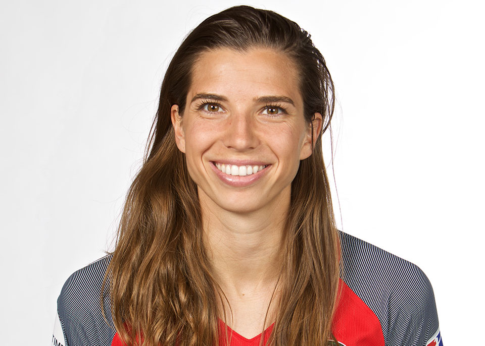 Tobin Heath Portland Thorns