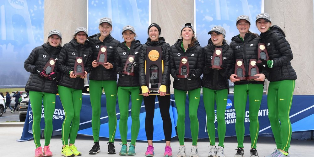 University of Oregon   WOMEN's cross country