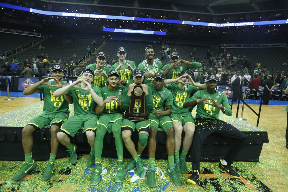 University of Oregon Men's Basketball