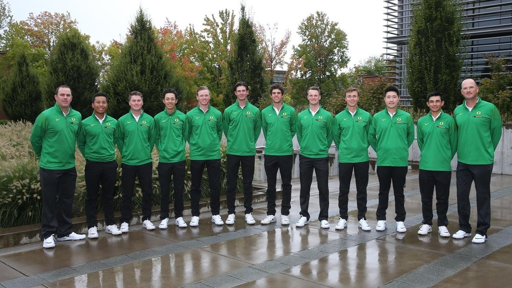 University of Oregon   Men's Golf