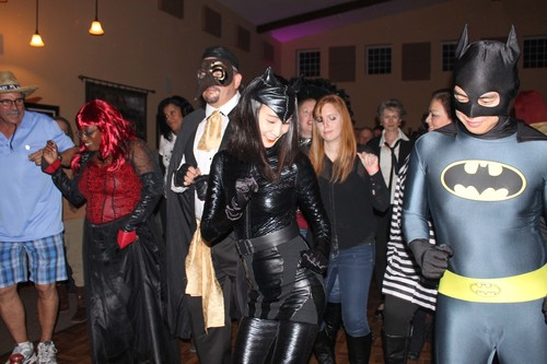 the running hare vineyardcalvert brewing company halloween party is always one for the books - Halloween Events Maryland