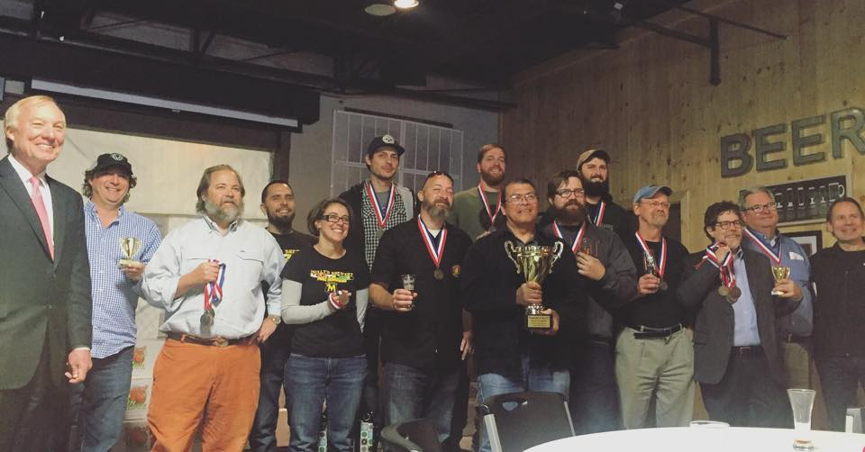 We're so proud to be a part of a the Maryland Beer community. Tons of awesome beer and even better people.