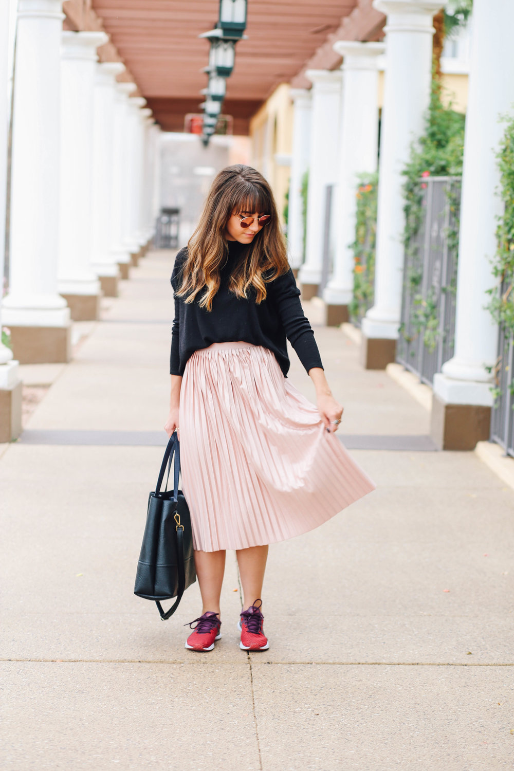 Brielle Rouge Skirt Topshop