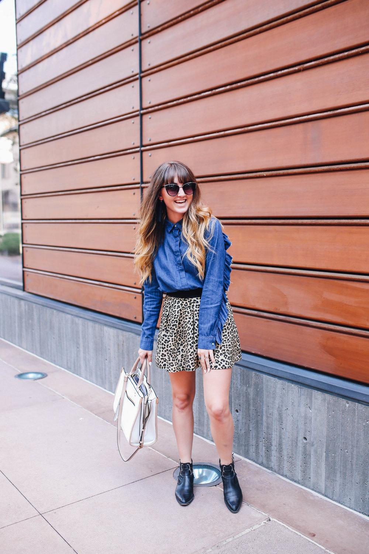 Brielle Rouge Fringe Zara Top-6.jpg