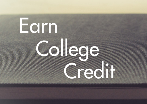 earn college credits summer