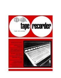 Studio Sound March 1970