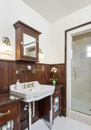 Bathroom, Sink Detail