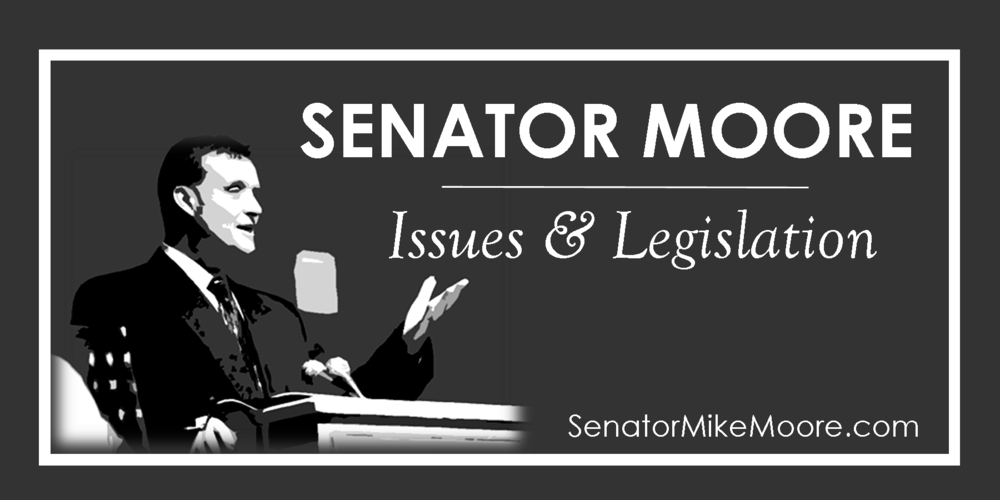Sen. Moore - Issues & Legislation.png