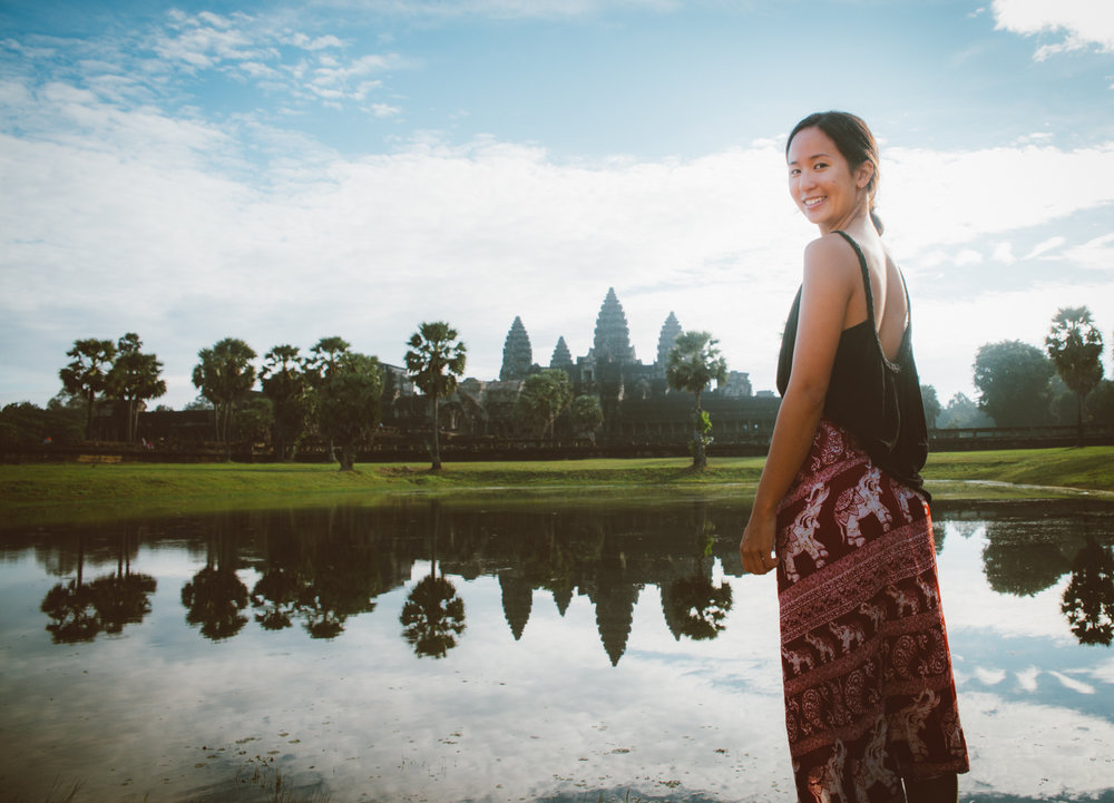 Angkor Wat, Siem Reap Cambodia. Photo: Najeer Yusof