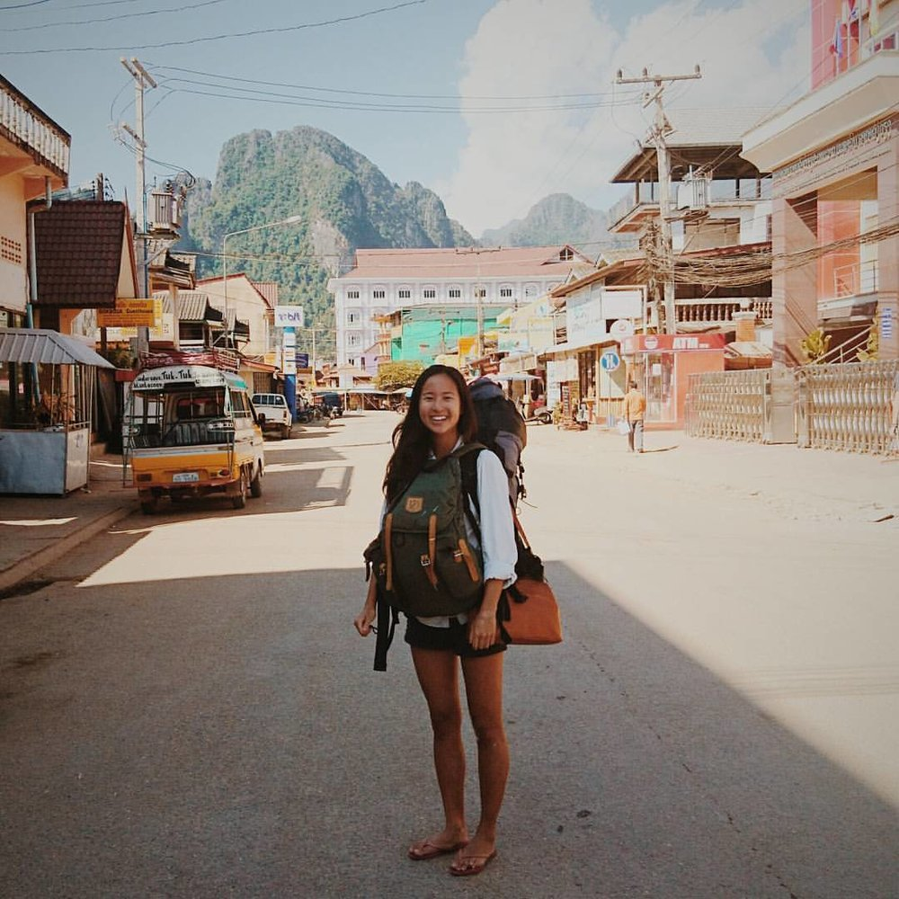 Vang Vieng, Laos in January