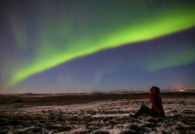 Seeing the Northern Lights in Reykjavik, Iceland, was one of my most memorable experiences. This natural phenomenon is absolutely stunning and awe-inspiring. It is also free to see (if you don't count cost of gas and car).