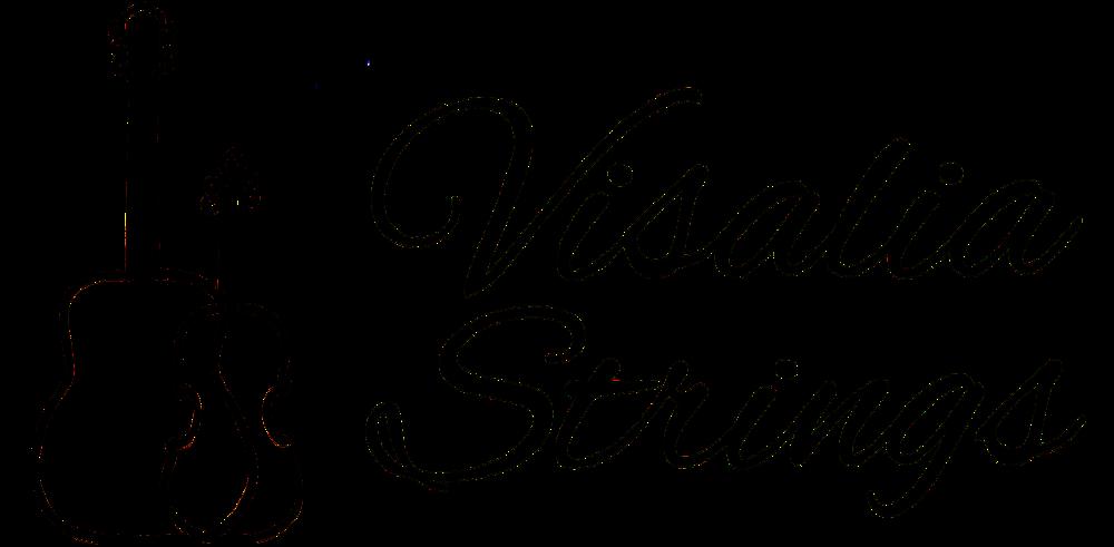 Visalia Strings Logo