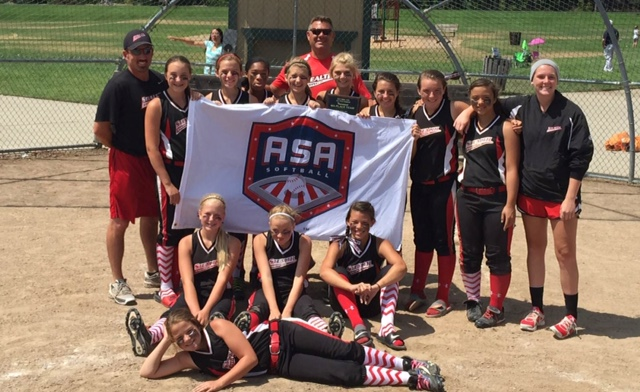 14u stealth softball team