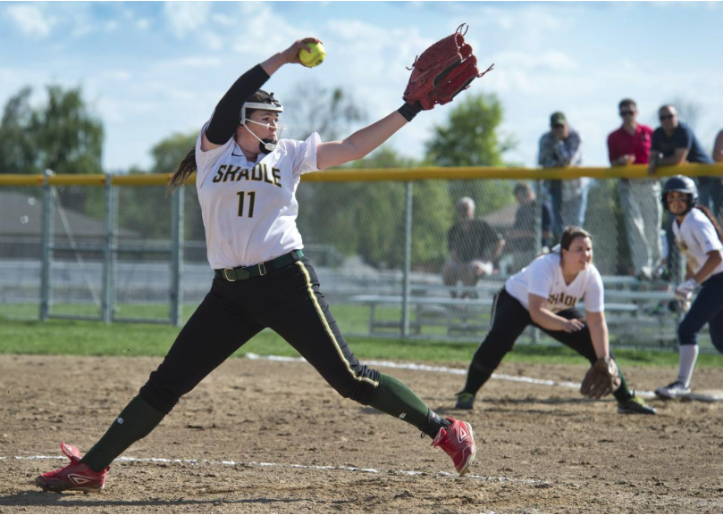 Jaya Allen Shadle park H.S. (2 time back-to-back GSL softball mvp)
