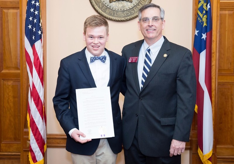 Jack and Representative Raffensperger