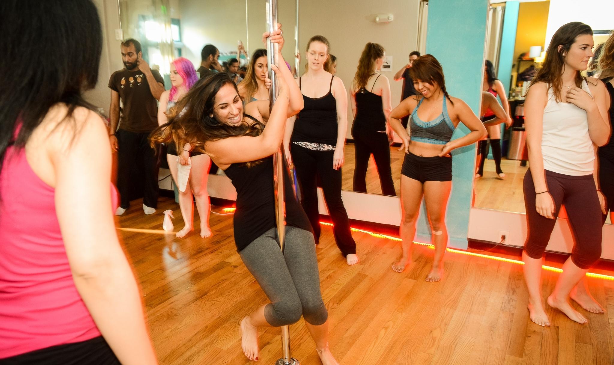 Class dance halifax strip tease