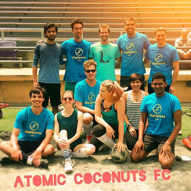 #AtomicCoconuts