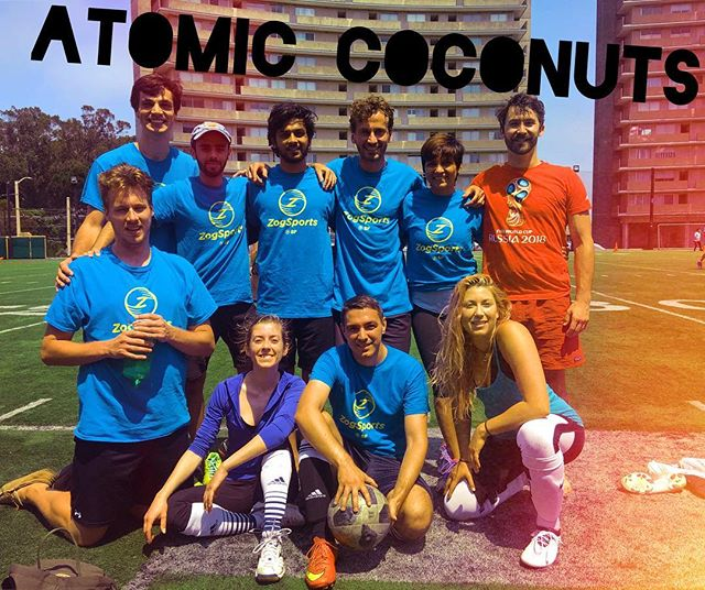 Great game yesterday coconuts!  Www.mikkaminx.com/atomic-coconuts  #AtomicCoconuts