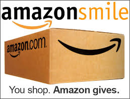 Shop through Amazon Smile and 0.5% of the proceeds will go to furthering our mission