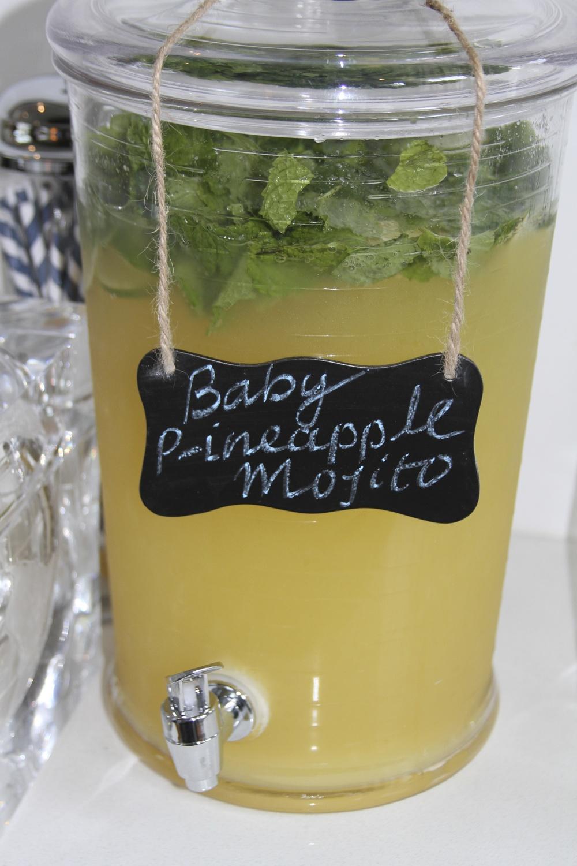 """""""Baby P-ineapple Mojito"""""""