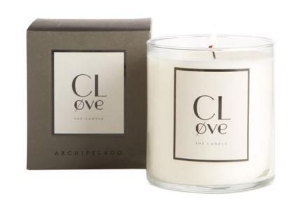 "Archipelago ""Clove"" candle: $30"