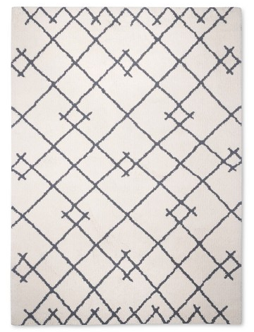 Threshold Kenya Fleece Accent Rug