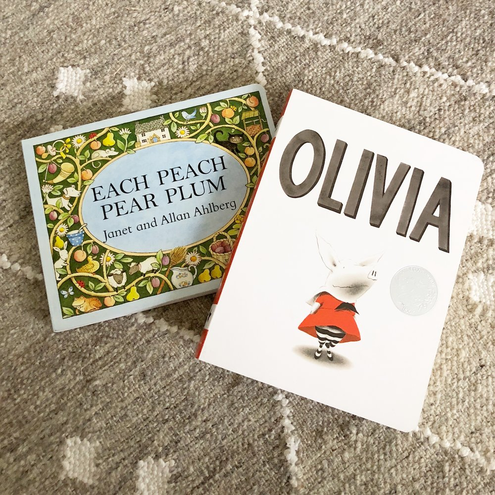 - The cutest board books for Jacob and the baby…