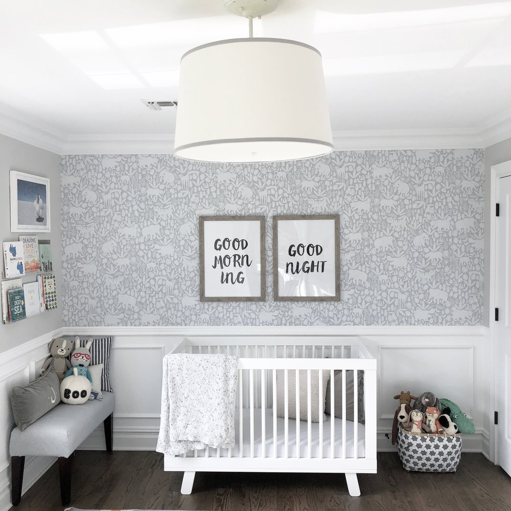 Removable Wallpaper Roundup Baby Kids Edition Girl On The Hudson
