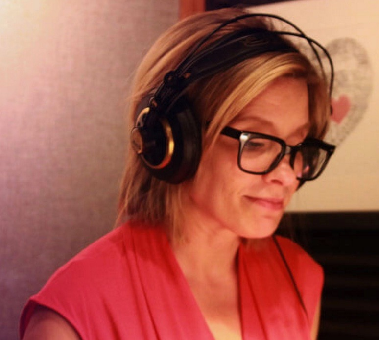 VO Workshop with Tina Zaremba - Co-Coaching with Beth and Tom