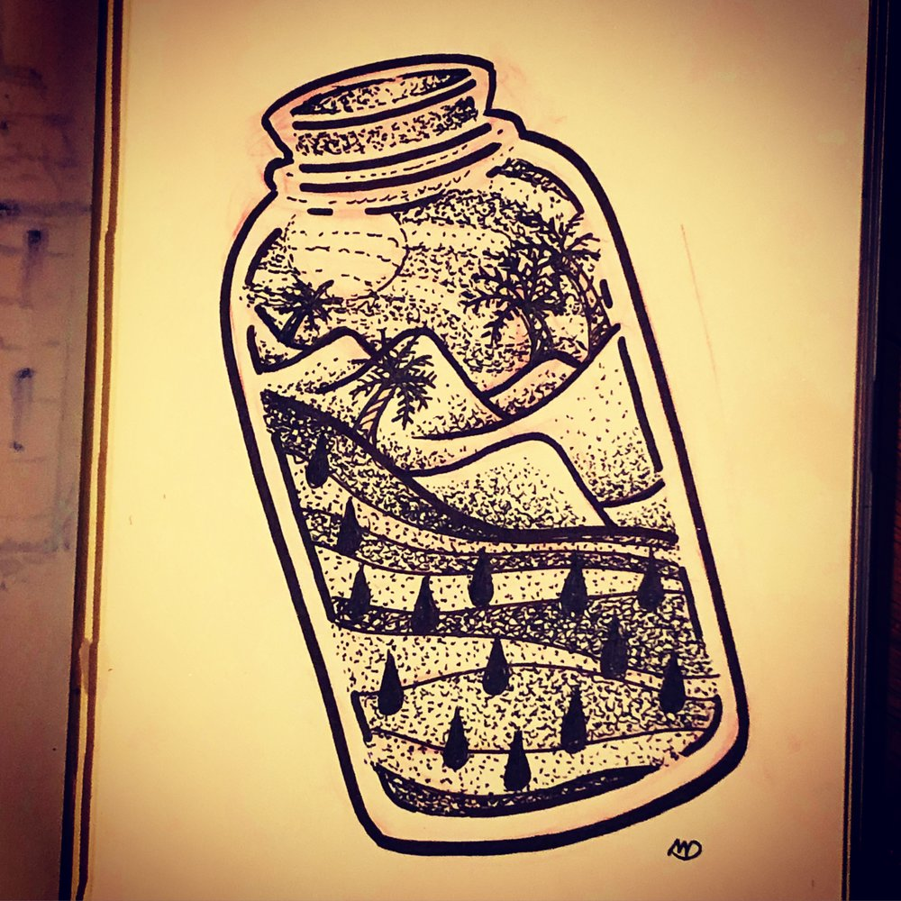 Thirsty Jar